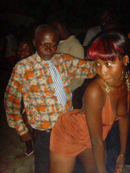 Woman in Mobaye